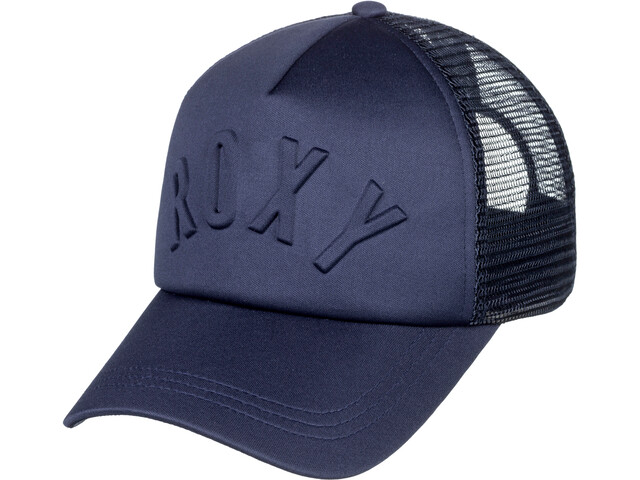 Roxy Truckin 3D Casquette trucker, dress blues